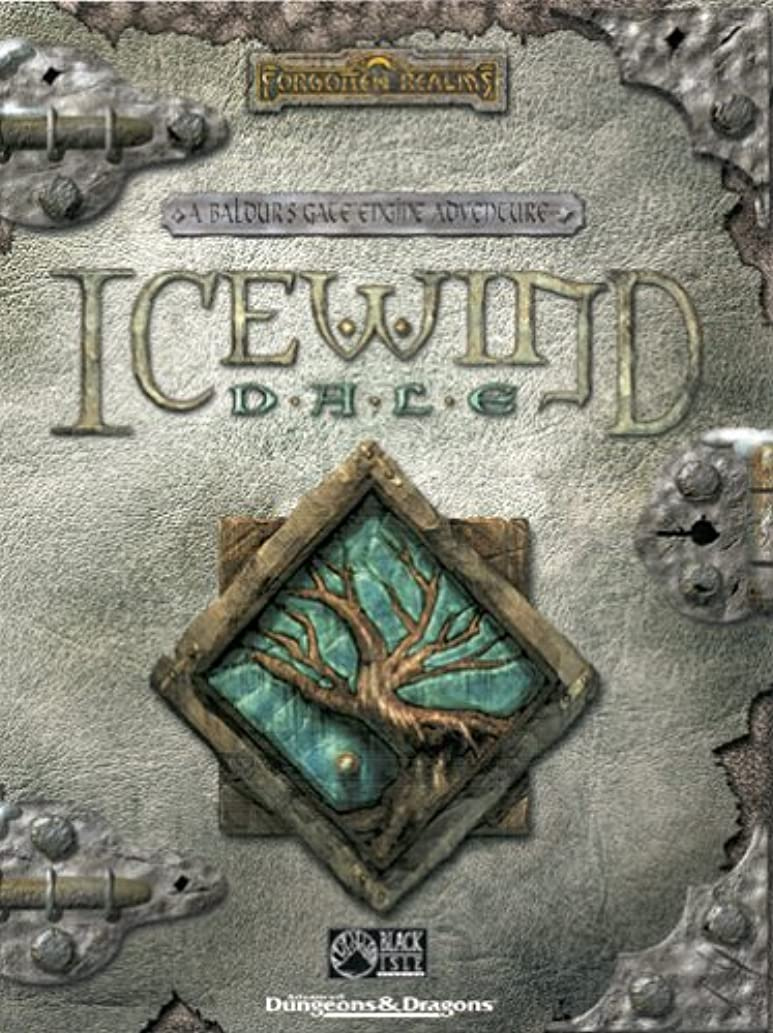 地上の医療過誤不利益Icewind Dale (輸入版)
