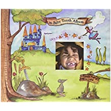Baby Tooth Album - Baby Tooth Scrapbook - Tooth Fairy Edition (Boy)