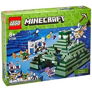 レゴ(LEGO)マインクラフト 海底遺跡 21136
