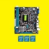 USB3インターフェースACHICOO 1155ピンCPUカップ?。 0デスクトップコンピュータ メインボードマザーボードがサポートするDDR3交換H61