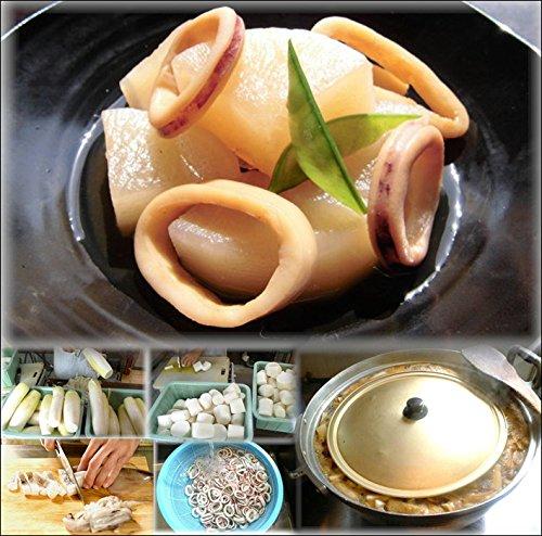 イカ大根 1食 惣菜 お惣菜 おかず 惣菜セット 詰め合わせ お弁当 無添加 京都 手つくり