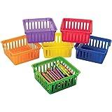 Oriental Trading Company Classroom Small Square Storage Baskets - Teacher Resources & Storage