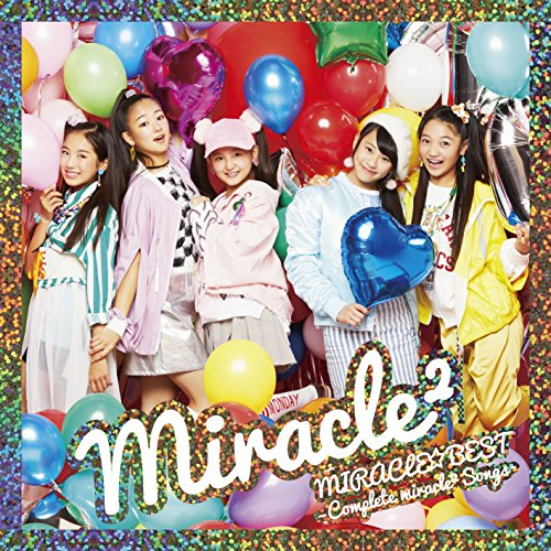 MIRACLE☆BEST - Complete miracle2 Songs -