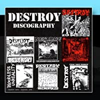 Discography: 1990-1994 by Destroy