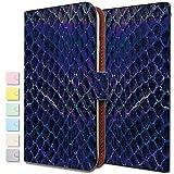 【ソニー】蛇 エクスペリア Z4 SO-03G ケース 蛇柄 手帳型ケース カバー エクスペリアZ4SO-03G カバー DoCoMo エクスペリア エクスペリアZ4 手帳型 手帳 パイソンレインボーt0363