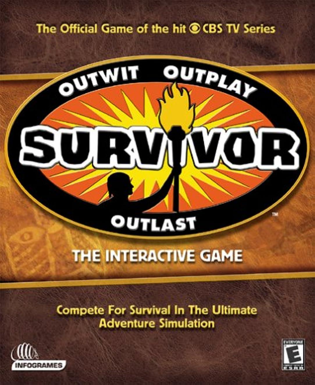 どんよりした挑むガラガラSurvivor The Interactive Game (Mac) (輸入版)