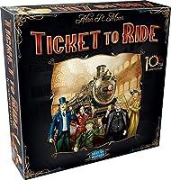 Ticket to Ride 10th Anniversary Edition [並行輸入品]