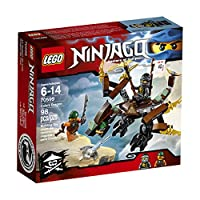 [レゴ]LEGO Ninjago 70599 Cole's Dragon 98pcs Building Kit [並行輸入品]