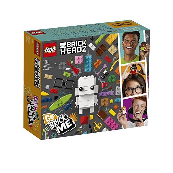 レゴ(LEGO) ブリックヘッズ ブリックヘッ...の紹介画像3