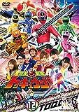 スーパー戦隊シリーズ 烈車戦隊トッキュウジャー VOL.12<完> [DVD]
