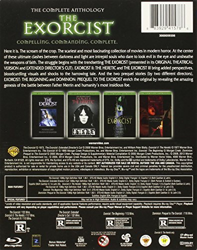 EXORCIST: COMPLETE ANTHOLOGY