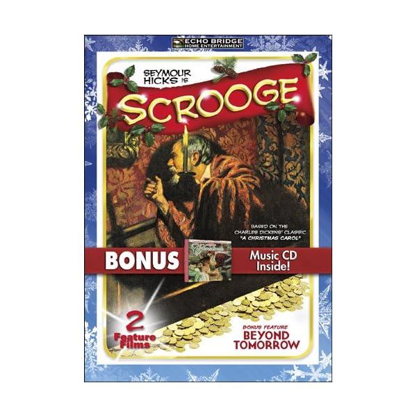Scrooge & Beyond Tomorro...の商品画像