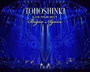 東方神起 LIVE TOUR 2017 ~Begin Again~(Blu-ray Disc2枚組)(スマプラ対応)(初回生産限定盤)