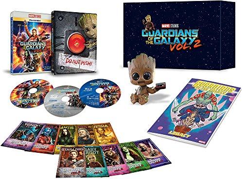 ガーディアンズ・オブ・ギャラクシー:リミックス MovieNEX...[Blu-ray/ブルーレイ]