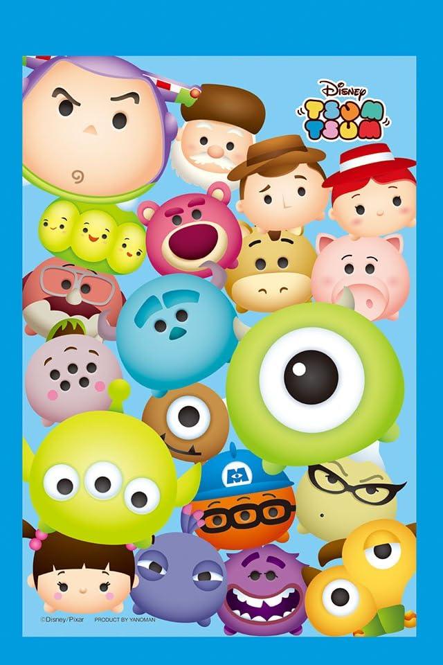 ディズニー ツムツムキャラクターズ iPhone(640×960)壁紙 画像41490 スマポ
