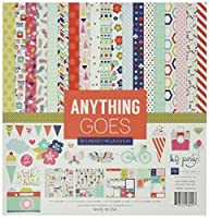 Echo Park Paper Company Anything Goes Collection Kit [並行輸入品]