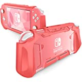 Mumba Grip Case for Nintendo Switch Lite, [Blade Series] TPU Protective Portable Cover Accessories Compatible with Switch Lit
