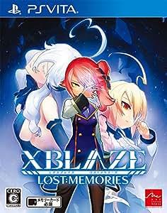 XBLAZE LOST:MEMORIES - PS Vita