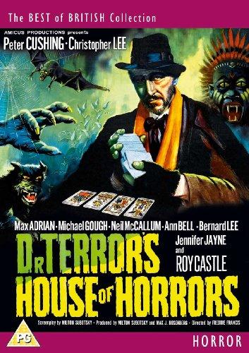 Dr Terror's House of Horrors [DVD] [Import]