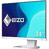 EIZO FlexScan EV2480-WT (23.8型/1920×1080/フレームレスモニター/アンチグレアIPS/疲れ目軽減/ホワイト)