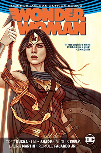 Download Wonder Woman: The Rebirth Deluxe Edition Book 2 1401280935