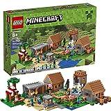 海外限定品 レゴ マインクラフト2016 ザ・ヴィレッジ The Village 21128 [並行輸入品]