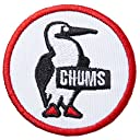 (チャムス)CHUMS アウトドアアクセサリー Wappen Booby Logo S CH62-1055