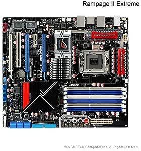 ASUSTek ASUS Rampage II Extreme Intel X58+ICH10R搭載 ATXマザーボード