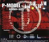 ゴールデン☆ベスト P-MODEL「P-MODEL」&「big body」 画像