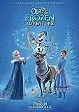映画 アナと雪の女王 家族の思い出 ポスター 42x30cm Olaf's Frozen Adventure アナ エルサ オラフ クリストフ [並行輸入品]