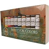 Gamblin 101100 Artist Colors Introductory Set Oil Paint