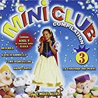 Audio Cd - Mini Club Compilation 3 (1 CD)