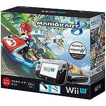 【数量限定】Wii U マリオカート8 セット クロ【メーカー生産終了】