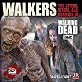 Walkers 2018 Calendar: The Eaters, Biters, and Roamers of the Walking Dead AMC