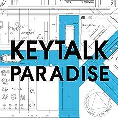 KEYTALK「ダウンロードディスコ」のCDジャケット