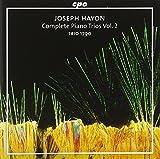 ハイドン:ピアノ三重奏曲全集 第2集 (Joseph Haydn:Piano Trios Vol.2 Trio 1790)