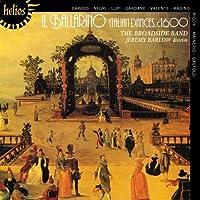 Il Ballarino - Italian Dances Around 1600 (2000-11-14)