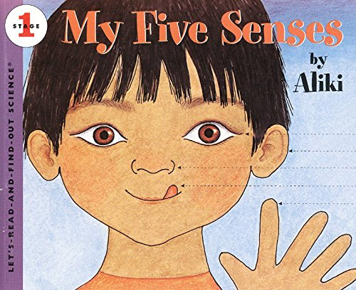 My Five Senses (Let's-Read-and-Find-Out Science 1)の詳細を見る