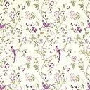 (Summer place grape) ローラアシュレイ/Laura Ashley ロンドン正規直営店から直仕入れ /生地/布/リネン ハーフサイズ 約67cm×50cm 1枚単位販売 並行輸入品
