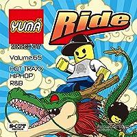 【DJ YUMA】RIDE Volume.65/HIP HOP R&B/MIX CD