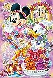 99ピース ジグソーパズル ディズニー フローリスト 【プチライト】(10x14.7cm)