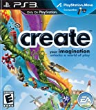 CREATE (輸入版:北米・アジア) - PS3