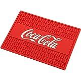 コカ・コーラ ラバーマット スクエア コカ・コーラ公式グッズ