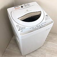 東芝 5.0kg 全自動洗濯機 グランホワイトTOSHIBA AW-5G2-W