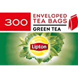 Lipton Green Tea, Enveloped Tea Bags, 300 Pieces, Green