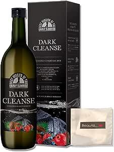 【公式】 DARK CLEANSE ダーククレンズ 710ml【ギフトセット】 チャコールクレンズ SNSで話題!