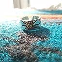 925シルバー 太陽イーグル 手打ち フリーサイズ リング 指輪 ネイティヴ 925シルバー リング フリーサイズ 925 silver シルバー リング 指輪 ユニセックス 10ー25号まで調整可能 (925silver)