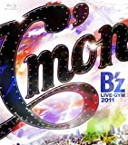 B'z LIVE-GYM 2011-C'mon-(Blu-ray Disc) 画像