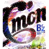 B'z LIVE-GYM 2011-C'mon-(Blu-ray Disc)