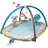 Taf Toys 4 in 1 Music & Light Thickly Padded Koala Musical Cozy Gym | Baby nest | Interactive Baby Mat. Baby's Activity & Ent